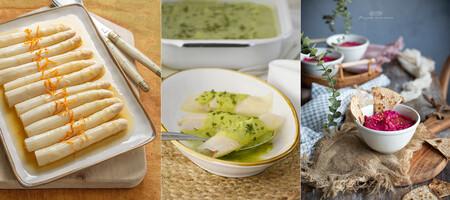 Recetas ligeras, saludables y disfrutonas en el paseo por la gastronomía de la red