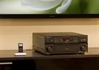 Pioneer IDK-80, base para el iPod