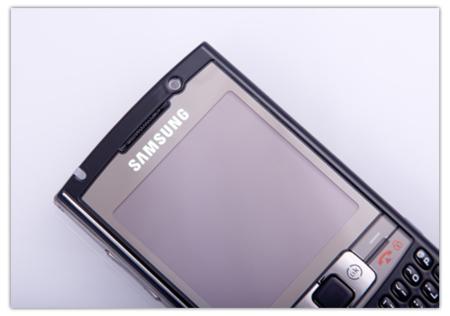 Samsung SGH-i780, análisis