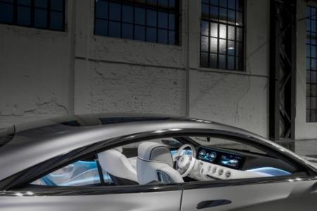 Garmin se encargará del futurista sistema de navegación del Mercedes Benz Concept Clase S