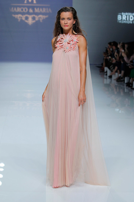 Vestidos De Novia Color Rosa 2