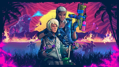 Análisis de Trials of the Blood Dragon: una grata sorpresa alejada de la esencia Trials