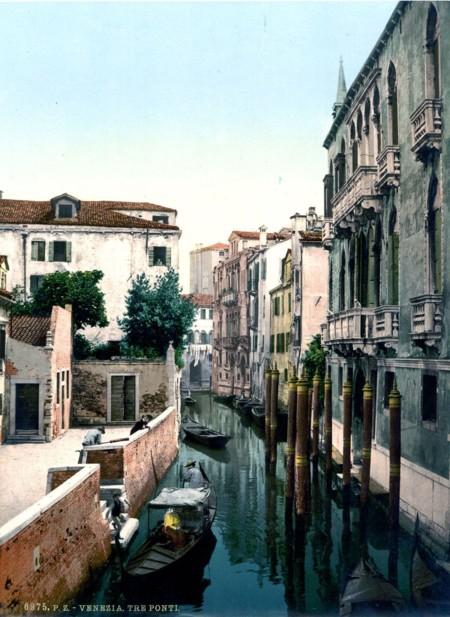 Algo Ajada Mas Decadente La Venecia Clasica Duena De Si Misma Debia Ser Un Lugar Maravilloso