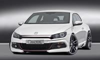 Caractere presenta su kit estético para el Volkswagen Scirocco