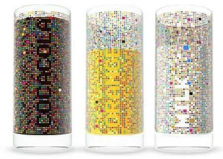 Cipher, vasos informativos: ¿qué estás bebiendo?