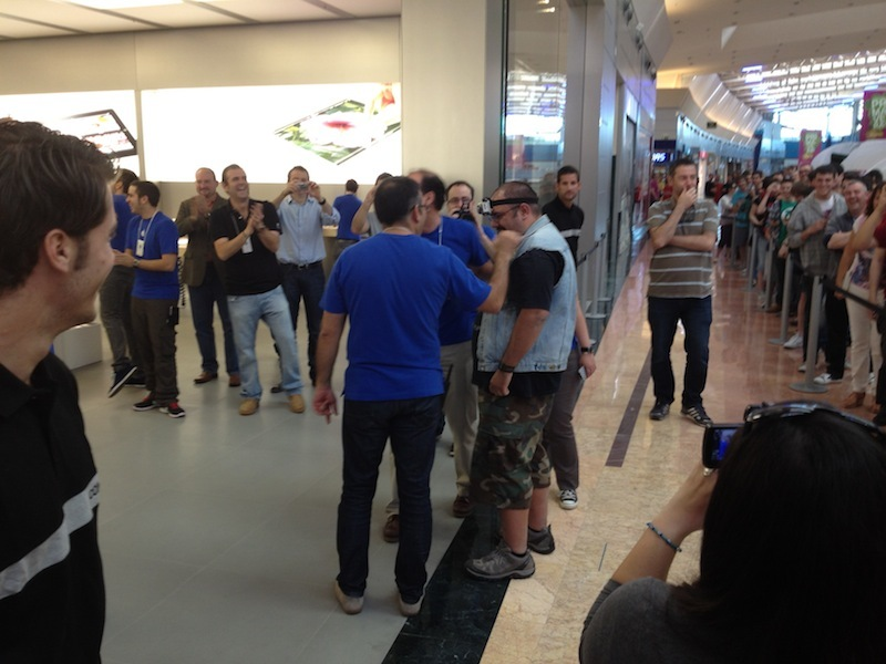 Foto de Apple Store Nueva Condomina (78/100)
