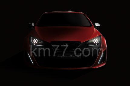 Seat SportCoupe Bocanegra Concept