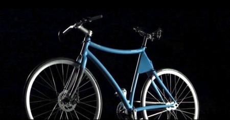 Samsung Smart Bike, una bicicleta que viene con batería, pero sin motor