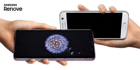 Samsung Renove: así funciona el sistema de descuentos para el Galaxy S9 al entregar móviles antiguos