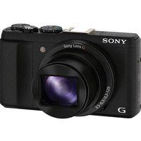 Regalo fotográfico para el Día del Padre a precio de saldo: la Sony Cybershot DSC-HX60 está a 149 euros, su precio mínimo,  en Amazon