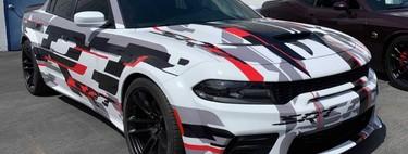 Así es el primer vistazo del Dodge Charger Widebody, un concepto a un paso de producción