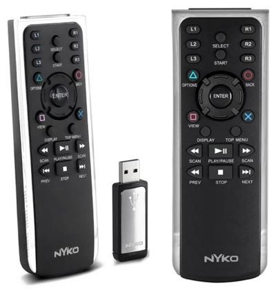 Nyko Bluwave, mando a distancia para la PS3
