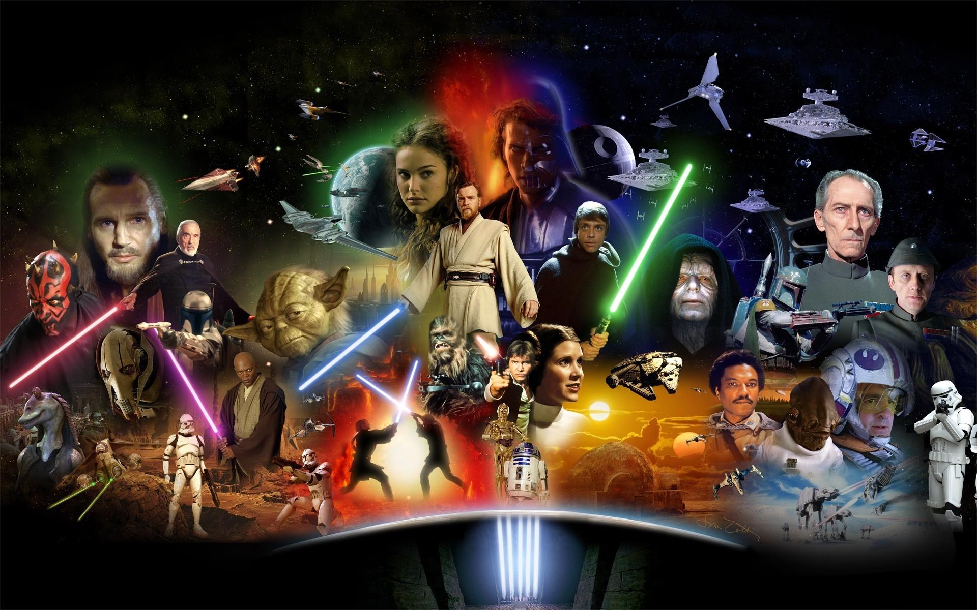 Los Lunes Seriéfilos Star Wars