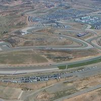 Los empleados del circuito de MotorLand Aragón van a la huelga para recibir el mundial de Superbikes