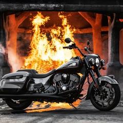 Foto 5 de 6 de la galería version-jack-daniels-indian-springfield-dark-horse en Motorpasion Moto