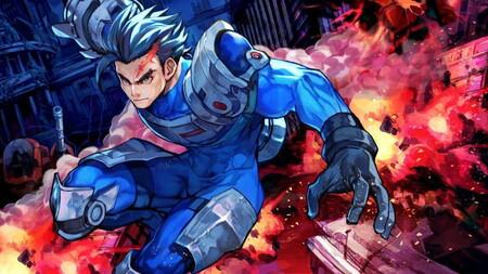 Análisis de Steel Assault, un arcade de la vieja escuela que es letal con su látigo eléctrico y que maravilla con su cuidadísimo pixel-art