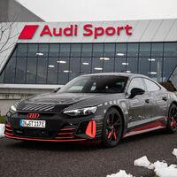 Audi e-tron GT, el deportivo que le dará un dolor de cabeza a Porsche Taycan, ya inició producción