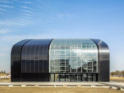 Espacios para trabajar: La nueva Agencia de Medio Ambiente de Bruselas