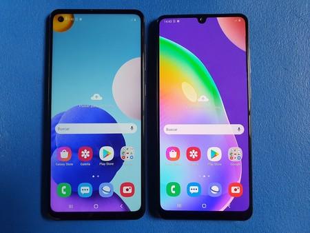 Samsung Galaxy A21s A31 Primeras Impresiones Mexico Pantalla