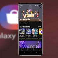Galaxy Store se actualiza con un nuevo diseño más limpio y tema oscuro