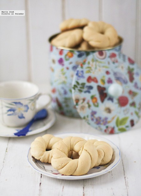 Roscas De Pascua Receta De Semana Santa Con Y Sin Thermomix Para Un Delicioso Desayuno
