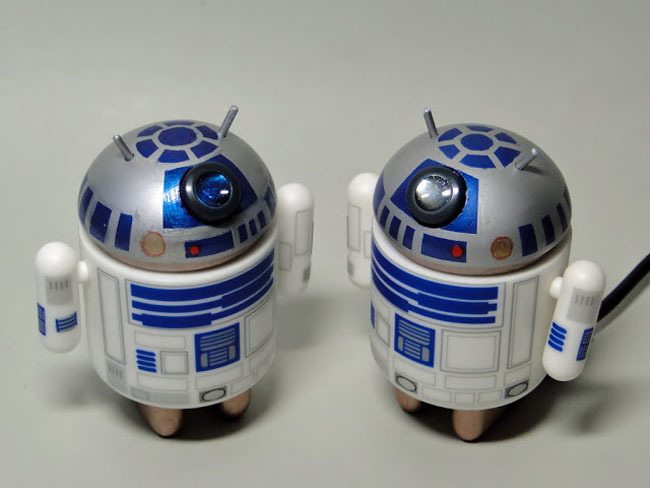 Android R2D2