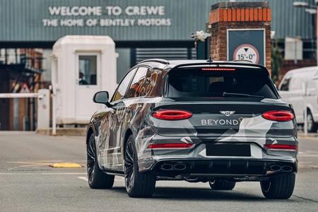 Bentley Bentayga Speed 2021 2
