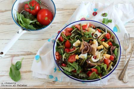 ensalada niçoise o nizarda