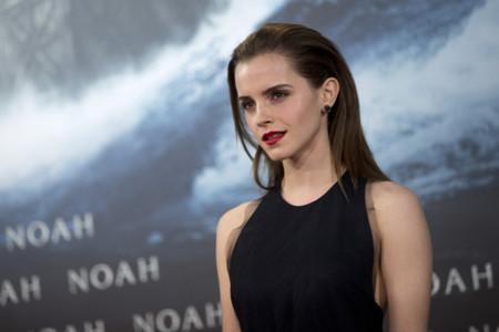 Emma Watson deslumbra en la premiere de Noah en Berlín