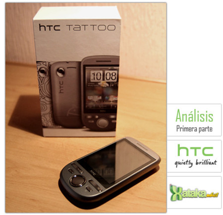 HTC Tattoo, análisis (primera parte)