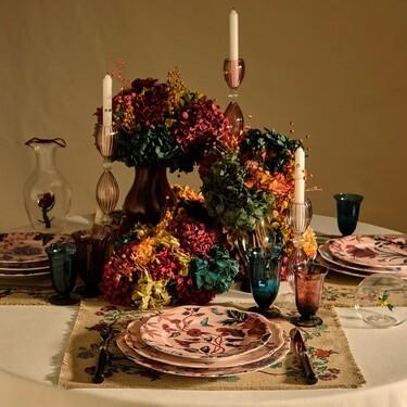 Lujo en la mesa: Así es la nueva colección de Dior Maison para poner tus mesas de fiesta en otoño