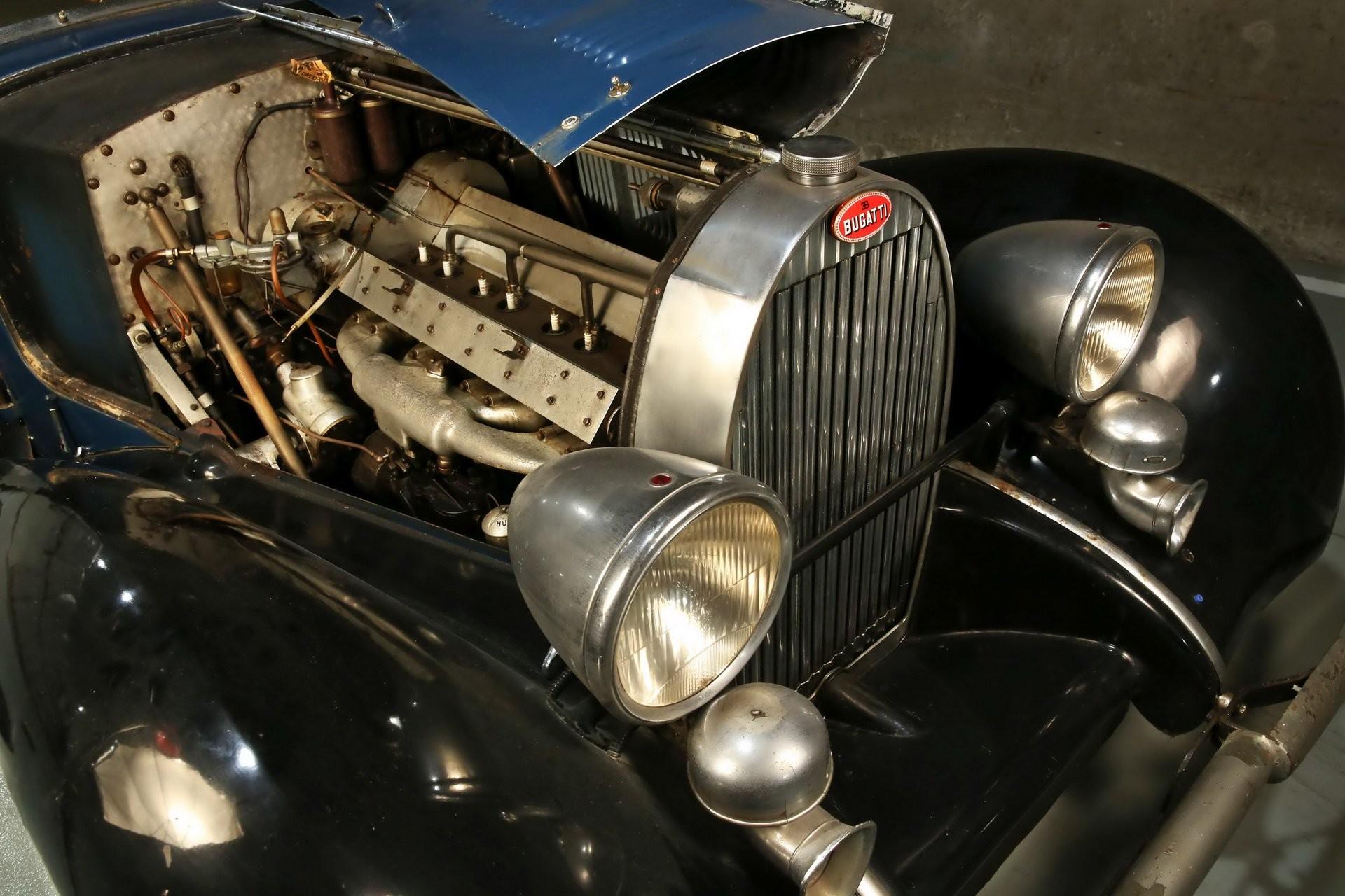 Foto de Barnfind Bugatti (6/11)