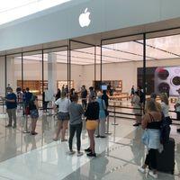 Un vistazo a lo que nos viene: primeras imágenes de la reapertura de las Apple Store en Australia