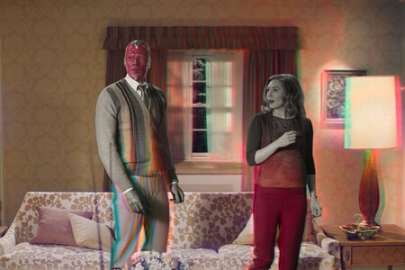 """""""No se parece a nada que haya hecho Marvel"""". Las primeras opiniones de 'Bruja Escarlata y Visión' son entusiastas"""