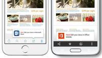 Dropbox añade la integración con Microsoft Office a sus aplicaciones móviles