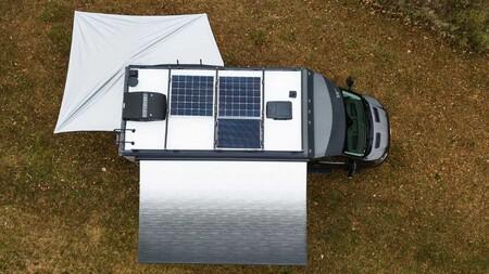 Winnebago Ekko: la Ford Transit convertida en una completa autocaravana