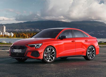 Audi S3 2022