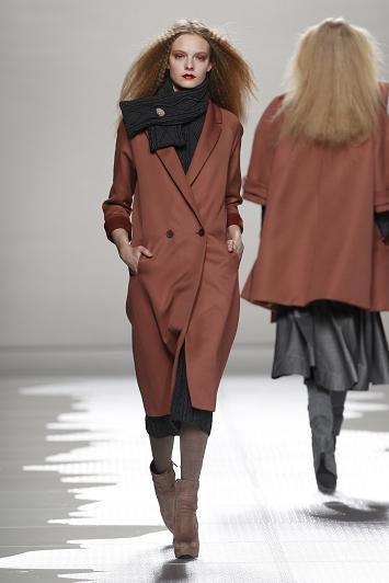 ailanto en Madrid Cibeles Fashion Week