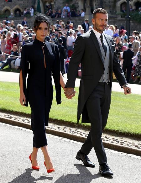 Victoria Beckham Boda Del Principe Harry Y Meghan Markle 1