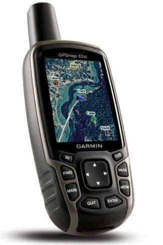 Cazadores de tesoros, el Garmin GPSMap 62 ha llegado