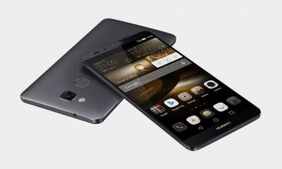 Huawei Ascend Mate 7 y Ascend G7
