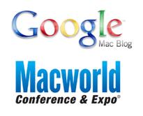 Google anuncia oficialmente y por primera vez su presencia en la MacWorld de Enero