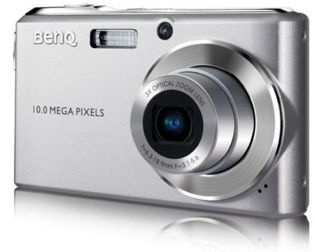 BenQ E1050t, con pantalla táctil