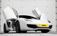 Si quieres conducir el McLaren MP4-12C, prepara 1.500 euritos