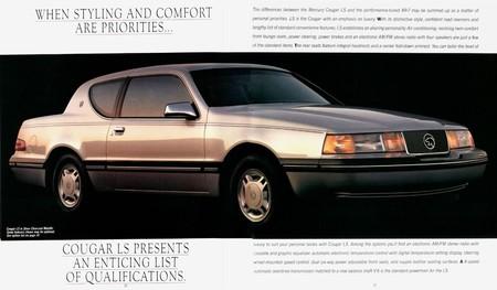 Cougar 1987