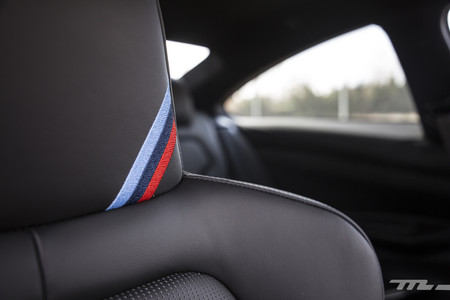 BMW M4 CS asiento
