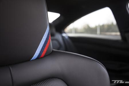 BMW M4 CS asiento