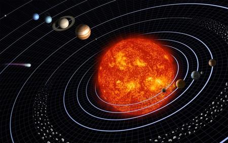 Se identifica el primer cometa interestelar cruzando nuestro sistema solar