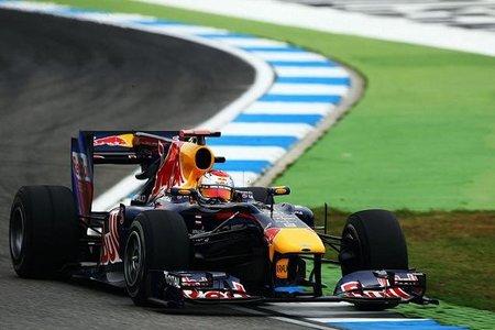 GP de Alemania 2010: La pelea entre Red Bull y Ferrari continúa en lo más alto