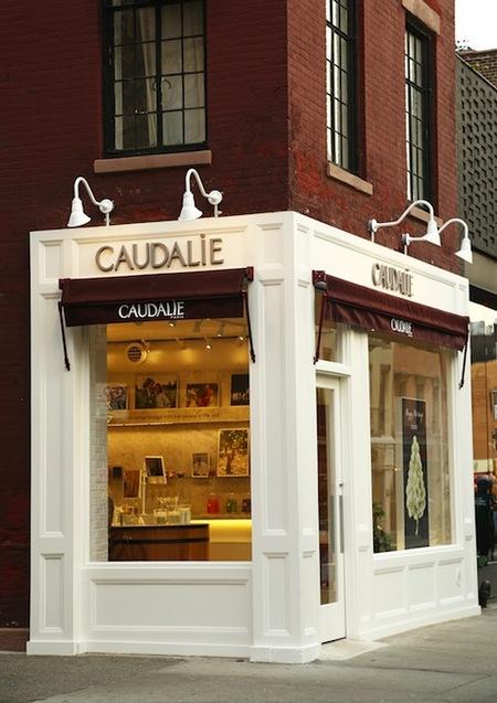 Caudalie abre su primera boutique en pleno centro de Nueva York